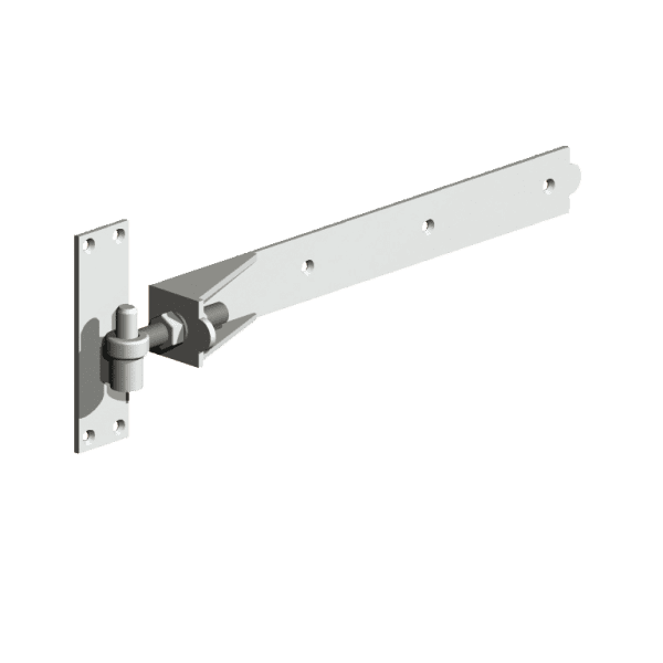 Adjustable Hook and Band Hinges Galvanised