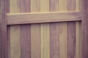 Iroko Hardwood (comes with clear preservative)