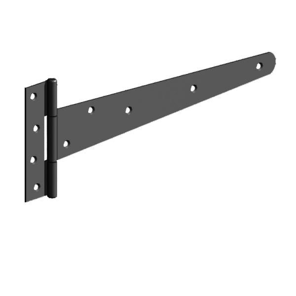 Premium Black Tee Hinges premium black