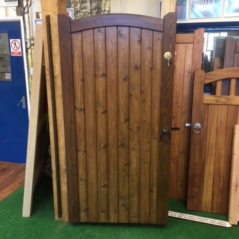 Softwood side gate Lymm Design min