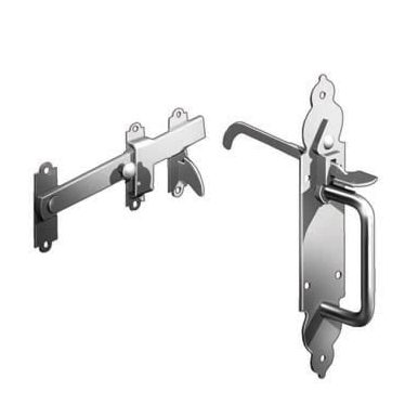 Stainless Steel Gothic Suffolk Latches