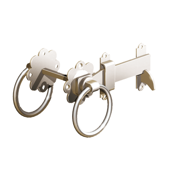 Stainless Steel Ring Gate Latch