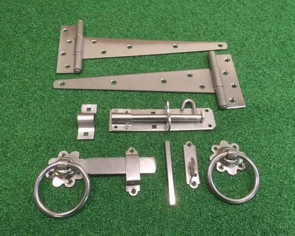 Stainless Steel Tee Hinge Kit