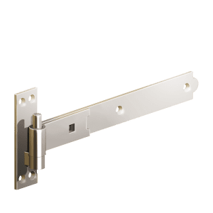 Straight Hook and Band Hinges Stainless Steel