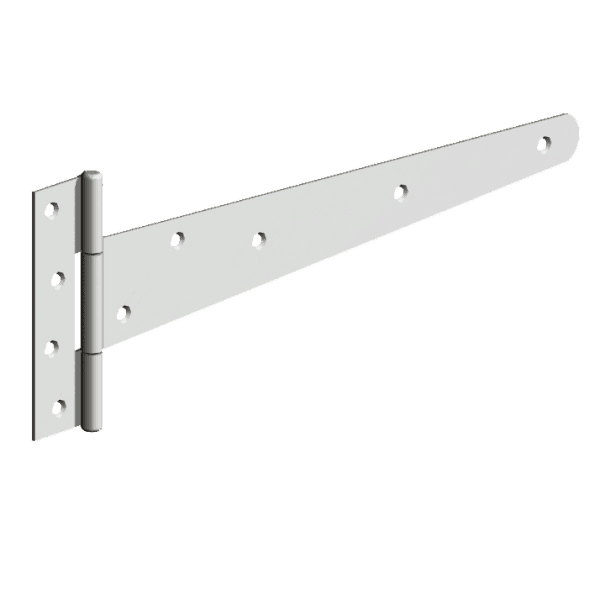 Strong Tee Hinges Galvanised
