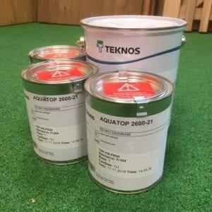 teknos base coat