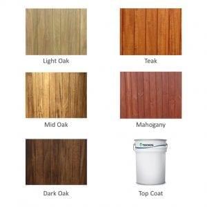 choose wooden treatment