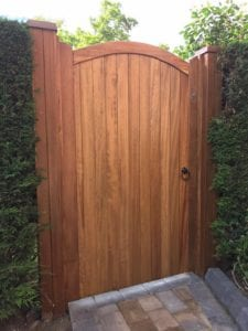 Iroko-hardwood-Lymm-design-side-gate-in-teak-finish
