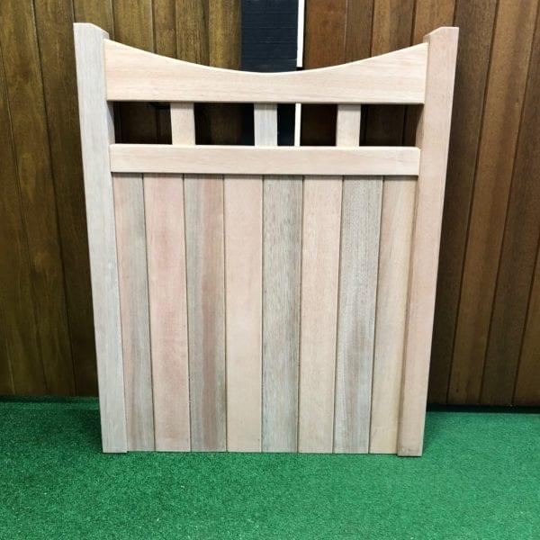 Meranti hardwood birchwood design garden gate