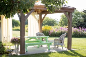 gazebo-mothers-day-party-garden-gate